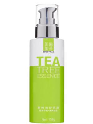 茶树调护乳液