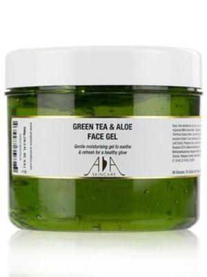 绿茶芦荟面胶