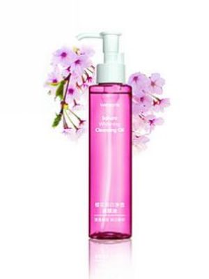 樱花润白净透洁颜油