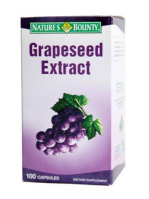 自然之宝葡萄籽提取物胶囊