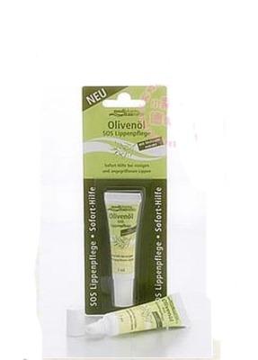 橄榄修护唇膏