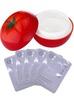 魔法森林番茄补水美白保湿面膜泥+5片童颜精华面膜