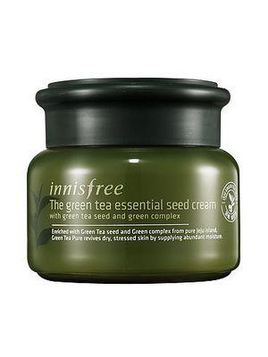 绿茶籽精萃水分菁华霜