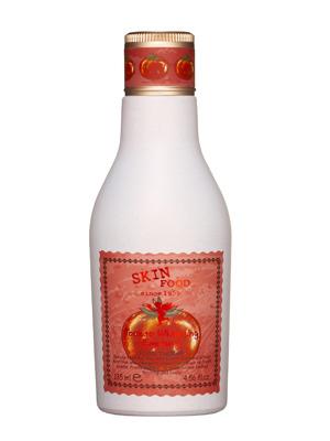 番茄水白光渗透乳