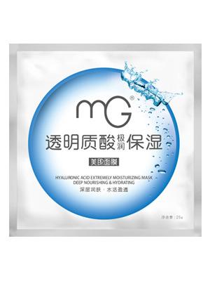 透明质酸极润保湿面膜