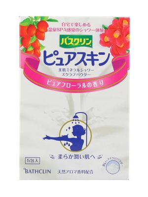 美肌磨砂精盐(花香型)