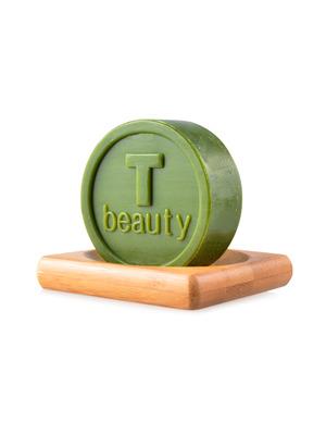 抹茶控油祛痘洁面皂