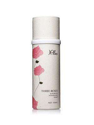 法国三种玫瑰凝萃菁华爽肤水