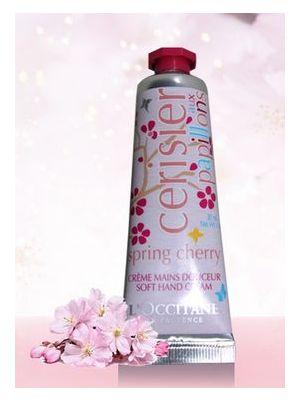 绯红樱花味润手霜