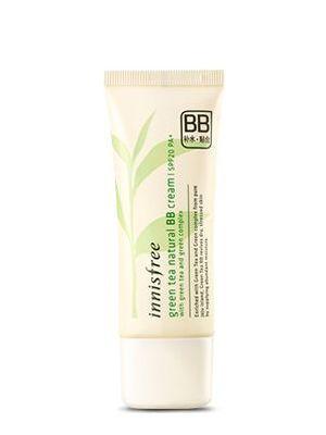 绿茶自然修容霜 SPF20 A+ BB霜