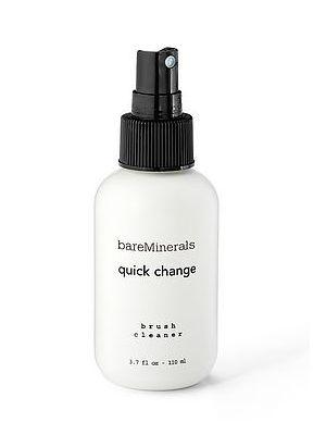 化妆扫快速清洁液