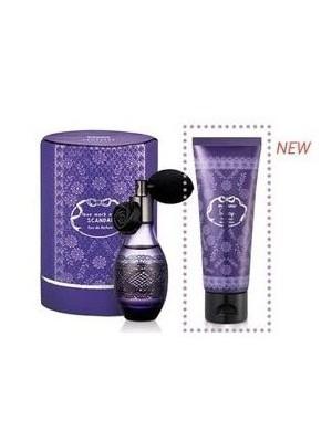 紫色诱惑帝国香水50ml+香体膏100ml套盒