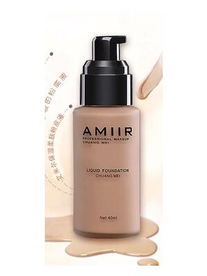 艾米尔保湿柔肤粉底液