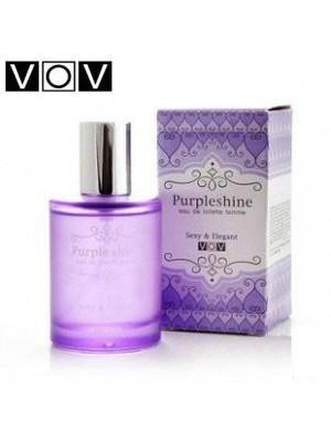紫色阳光淡香香水