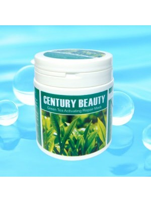 绿茶活氧修复面膜