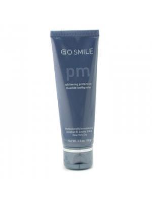 GO SMILE PM美白防氟化牙膏