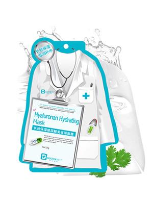 长效保湿玻尿酸美容液面膜