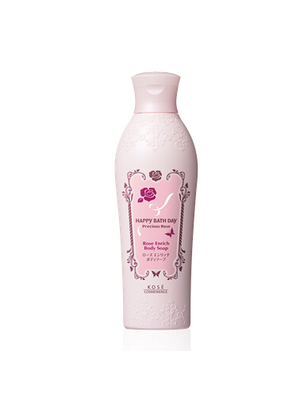 蔷薇甜心沐浴乳