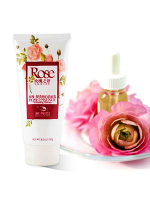 玫瑰娇贵臻白洁面乳