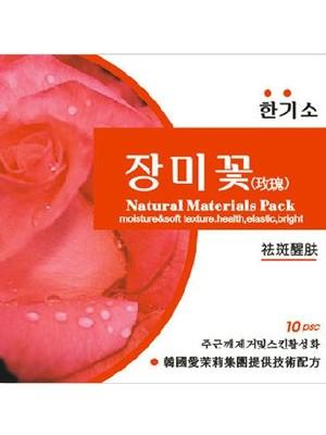 鲜果鲜汁玫瑰面膜