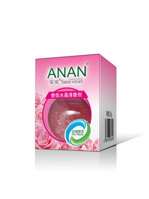 安安香氛水晶清香剂(玫瑰香型)
