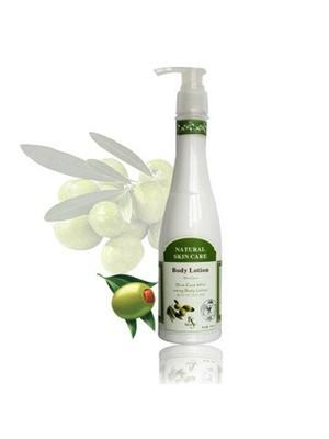 橄榄舒缓润白美体乳