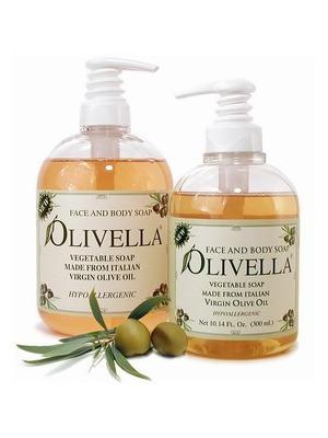 橄榄油洁肤液