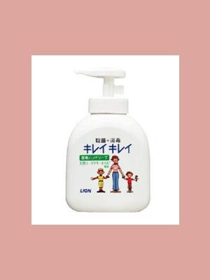 泡沫洁净洗手液