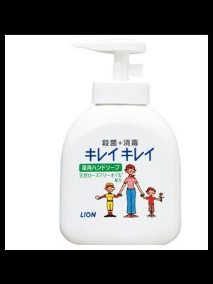 KIREI全植物洁净洗手液