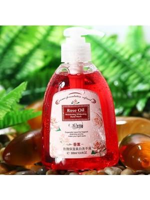 香薰玫瑰保湿美白洗手液