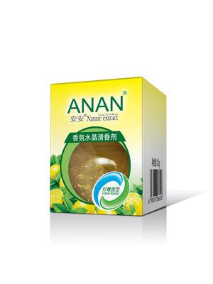 安安香氛水晶清香剂(柠檬香型)