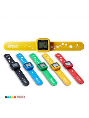 3D计步器手表