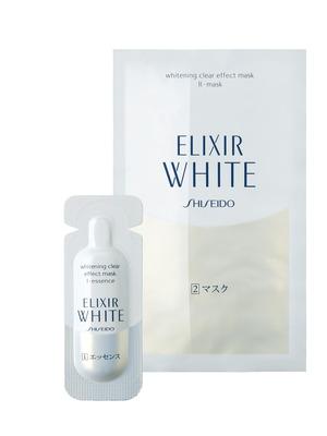 怡丽丝尔纯肌净白双重修护面膜  Ⅰ-美容液Ⅱ-美白面膜