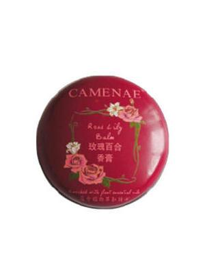 玫瑰百合香膏