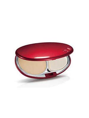 缎雅凝光粉饼粉盒(红)