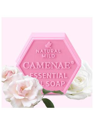 玫瑰心语保湿精油皂