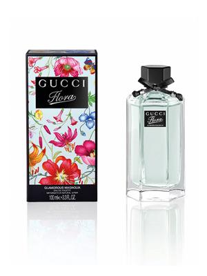 Gucci Flora Garden魅惑木兰淡香水