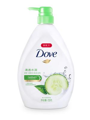 清爽水润系列沐浴乳-清透水润