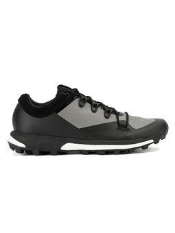 阿迪达斯Y3 x Adidas拼接运动鞋