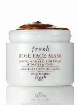 玫瑰润泽保湿舒缓面膜