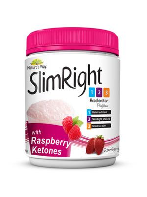 SlimRight纤丽妍代餐奶昔 (草莓味)