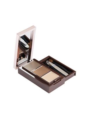 有型有色眉妆盒01巧克力
