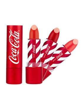 可口可乐联名系列唇膏