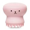 伊蒂之屋梦幻美妆工具-水母去角质清洁刷