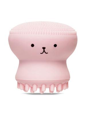 梦幻美妆工具-水母去角质清洁刷
