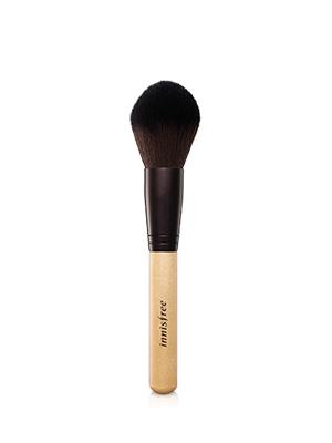 乐活自然美妆工具-专业蜜粉刷