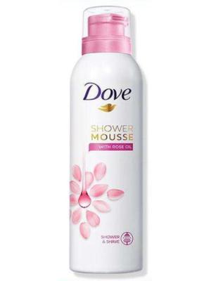 多芬玫瑰甜悦菁油沐浴慕斯