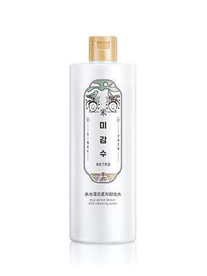 米水清亮柔和清洁系列卸妆水