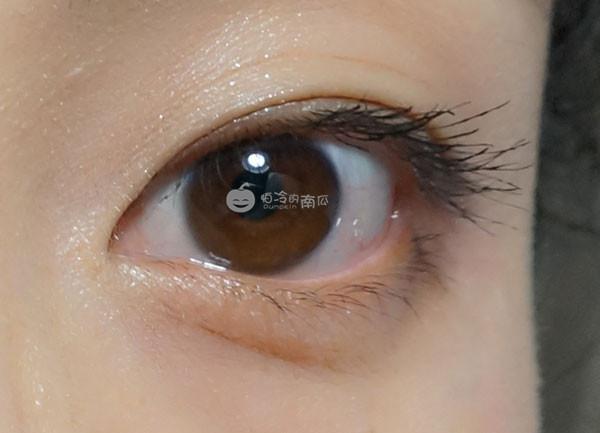 淡装眼影步骤图解