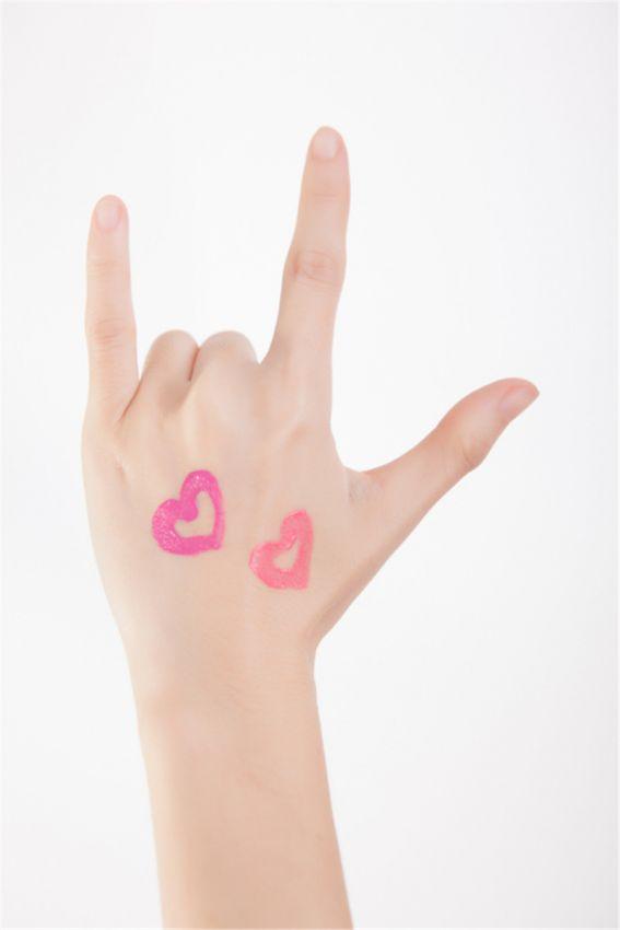 丝芙兰暖色系唇妆show场 谁说粉色只能可爱